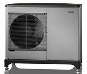 Тепловой насос «воздух-вода» Nibe F2040 - 8