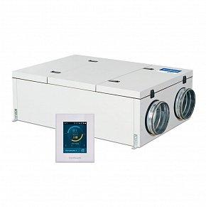 Приточно-вытяжная установка с рекуперацией Komfovent Verso-CF-1500-F-HW/DH