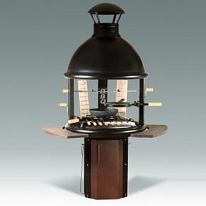 Гриль дровяной LAPPIGRILL-BBQ