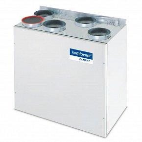Приточно-вытяжная установка с рекуперацией Komfovent Domekt-PP-450-V-HE