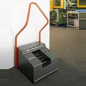 Машинка для чистки подошв Heute Solomat 90