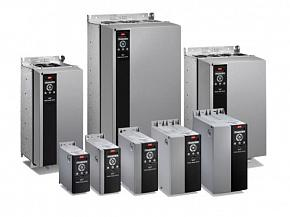 Частотный преобразователь Danfoss VLT Basic Drive FC 101 131L9881 37 кВт