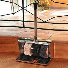 Аппарат для чистки обуви Heute Polifix 2 chrome
