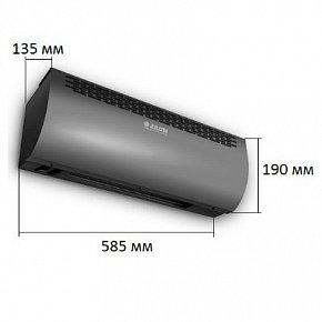 Тепловая завеса Zilon Привратник ZVV-0.6E3MG