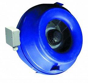 Круглый канальный вентилятор Shuft MIXFAN 100